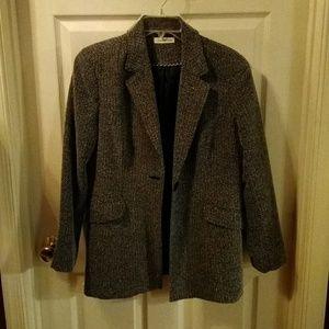 Coldwater Creek boyfriend jacket